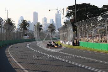 World © Octane Photographic Ltd. Formula 1 – Australian GP Qualifying. Aston Martin Red Bull Racing RB15 – Pierre Gasly. Melbourne, Australia. Saturday 16th March 2019.