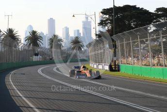 World © Octane Photographic Ltd. Formula 1 – Australian GP Qualifying. McLaren MCL34 – Lando Norris. Saturday 16th Melbourne, Australia. March 2019.