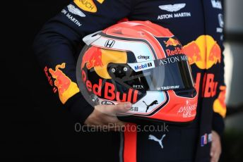 World © Octane Photographic Ltd. Formula 1 – Australian GP FIA Driver photo call. Aston Martin Red Bull Racing RB15 – Pierre Gasly. Thursday 14th Melbourne, Australia. Thursday 14th March 2019.