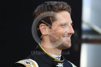 World © Octane Photographic Ltd. Formula 1 – Australian GP FIA Driver photo call. Rich Energy Haas F1 Team VF19 – Romain Grosjean. Thursday 14th Melbourne, Australia. Thursday 14th March 2019.