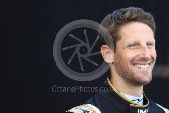 World © Octane Photographic Ltd. Formula 1 – Australian GP FIA Driver photo call. Rich Energy Haas F1 Team VF19 – Romain Grosjean. Thursday 14th Melbourne, Australia. Thursday 14th March 2019.