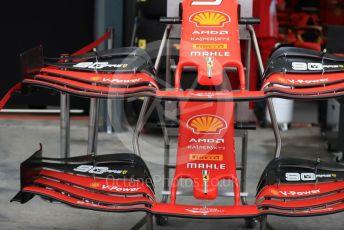 World © Octane Photographic Ltd. Formula 1 – Australian GP Pitlane. Scuderia Ferrari SF90 – Sebastian Vettel. Friday 15th Melbourne, Australia. Friday 15th March 2019.