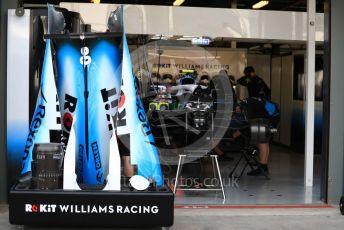 World © Octane Photographic Ltd. Formula 1 – Australian GP Pitlane. ROKiT Williams Racing – Robert Kubica. Friday 15th Melbourne, Australia. Friday 15th March 2019.