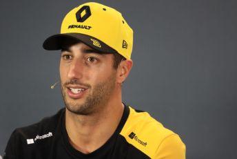 World © Octane Photographic Ltd. Formula 1 - Australian GP Thursday FIA Driver Press Conference. Renault Sport F1 Team RS19 – Daniel Ricciardo. Thursday 14th Melbourne, Australia. Thursday 14th March 2019