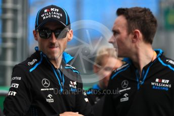 World © Octane Photographic Ltd. Formula 1 – Australian GP. ROKiT Williams Racing – Robert Kubica. Albert Park, Melbourne, Australia. Wednesday 13th March 2019.
