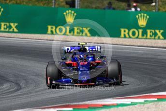 World © Octane Photographic Ltd. Formula 1 – Austrian GP - Practice 2. Scuderia Toro Rosso STR14 – Alexander Albon. Red Bull Ring, Spielberg, Styria, Austria. Friday 28th June 2019.