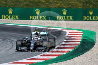 World © Octane Photographic Ltd. Formula 1 – Austrian GP - Practice 2. Mercedes AMG Petronas Motorsport AMG F1 W10 EQ Power+ - Valtteri Bottas. Red Bull Ring, Spielberg, Styria, Austria. Friday 28th June 2019.