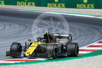 World © Octane Photographic Ltd. Formula 1 – Austrian GP - Practice 2. Renault Sport F1 Team RS19 – Nico Hulkenberg. Red Bull Ring, Spielberg, Styria, Austria. Friday 28th June 2019.