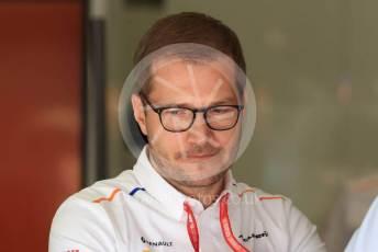 World © Octane Photographic Ltd. Formula 1 - Austrian GP. Practice 3. Andrea Stella – Performance Director of McLaren. Red Bull Ring, Spielberg, Styria, Austria. Saturday 29th June 2019.