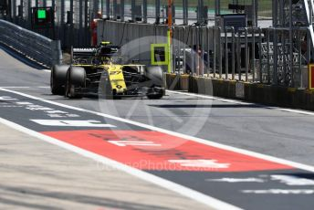 World © Octane Photographic Ltd. Formula 1 – Austrian GP - Practice 3. Renault Sport F1 Team RS19 – Nico Hulkenberg. Red Bull Ring, Spielberg, Styria, Austria. Saturday 29th June 2019.