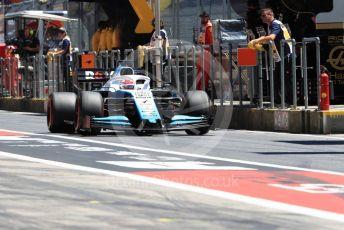 World © Octane Photographic Ltd. Formula 1 – Austrian GP - Practice 3. ROKiT Williams Racing FW 42 – George Russell. Red Bull Ring, Spielberg, Styria, Austria. Saturday 29th June 2019.