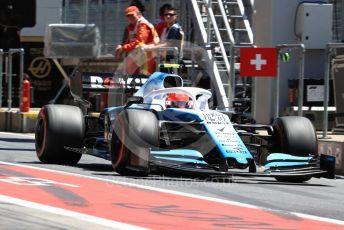 World © Octane Photographic Ltd. Formula 1 – Austrian GP - Practice 3. ROKiT Williams Racing FW42 – Robert Kubica. Red Bull Ring, Spielberg, Styria, Austria. Saturday 29th June 2019.