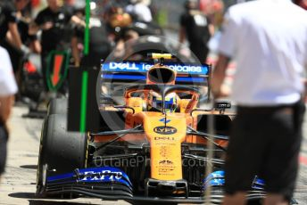 World © Octane Photographic Ltd. Formula 1 – Austrian GP - Practice 3. McLaren MCL34 – Lando Norris. Red Bull Ring, Spielberg, Styria, Austria. Saturday 29th June 2019.