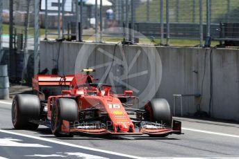 World © Octane Photographic Ltd. Formula 1 – Austrian GP - Practice 3. Scuderia Ferrari SF90 – Charles Leclerc. Red Bull Ring, Spielberg, Styria, Austria. Saturday 29th June 2019.