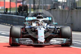 World © Octane Photographic Ltd. Formula 1 – Austrian GP - Practice 3. Mercedes AMG Petronas Motorsport AMG F1 W10 EQ Power+ - Lewis Hamilton. Red Bull Ring, Spielberg, Styria, Austria. Saturday 29th June 2019.