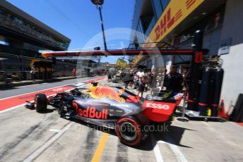 World © Octane Photographic Ltd. Formula 1 – Austrian GP - Practice 3. Aston Martin Red Bull Racing RB15 – Max Verstappen. Red Bull Ring, Spielberg, Styria, Austria. Saturday 29th June 2019.