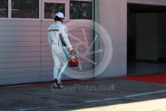 World © Octane Photographic Ltd. Formula 1 – Austrian GP - Qualifying. Mercedes AMG Petronas Motorsport AMG F1 W10 EQ Power+ - Lewis Hamilton. Red Bull Ring, Spielberg, Styria, Austria. Saturday 29th June 2019.
