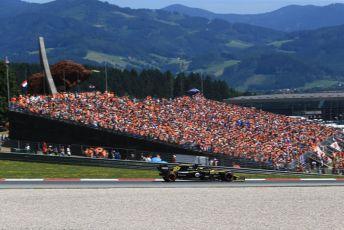 World © Octane Photographic Ltd. Formula 1 – Austrian GP - Qualifying. Renault Sport F1 Team RS19 – Nico Hulkenberg. Red Bull Ring, Spielberg, Styria, Austria. Saturday 29th June 2019.