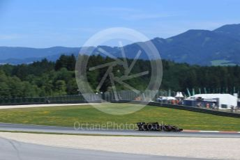 World © Octane Photographic Ltd. Formula 1 – Austrian GP - Qualifying. Rich Energy Haas F1 Team VF19 – Kevin Magnussen. Red Bull Ring, Spielberg, Styria, Austria. Saturday 29th June 2019.
