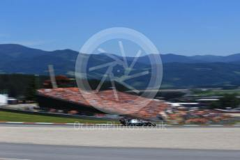 World © Octane Photographic Ltd. Formula 1 – Austrian GP - Saturday 29th. Mercedes AMG Petronas Motorsport AMG F1 W10 EQ Power+ - Valtteri Bottas. Red Bull Ring, Spielberg, Styria, Austria. Saturday 29th June 2019.