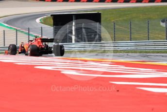 World © Octane Photographic Ltd. Formula 1 – Austrian GP - Race. Scuderia Ferrari SF90 – Charles Leclerc. Red Bull Ring, Spielberg, Styria, Austria. Sunday 30th June 2019