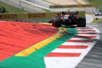World © Octane Photographic Ltd. Formula 1 – Austrian GP - Race. Aston Martin Red Bull Racing RB15 – Pierre Gasly. Red Bull Ring, Spielberg, Styria, Austria. Sunday 30th June 2019