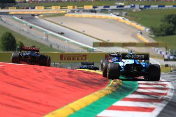 World © Octane Photographic Ltd. Formula 1 – Austrian GP - Race. Rich Energy Haas F1 Team VF19 – Romain Grosjean. Red Bull Ring, Spielberg, Styria, Austria. Sunday 30th June 2019