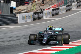 World © Octane Photographic Ltd. Formula 1 – Austrian GP - Race. Mercedes AMG Petronas Motorsport AMG F1 W10 EQ Power+ - Valtteri Bottas. Red Bull Ring, Spielberg, Styria, Austria. Sunday 30th June 2019