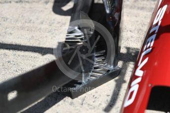 World © Octane Photographic Ltd. Formula 1 – Austrian GP - Pit Lane. Alfa Romeo Racing C38. Red Bull Ring, Spielberg, Styria, Austria. Thursday 27th June 2019.