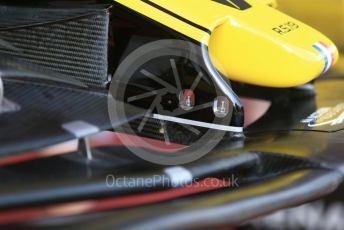 World © Octane Photographic Ltd. Formula 1 – Austrian GP - Paddock. Renault Sport F1 Team RS19. Red Bull Ring, Spielberg, Styria, Austria. Thursday 27th June 2019.