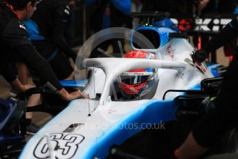 World © Octane Photographic Ltd. Formula 1 – Winter Testing - Test 1 - Day 3. ROKiT Williams Racing – George Russell. Circuit de Barcelona-Catalunya. Wednesday 20th February 2019.