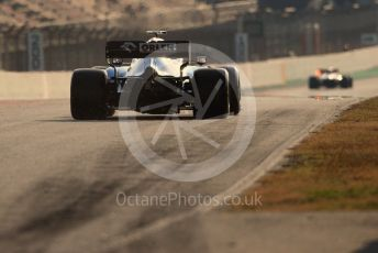 World © Octane Photographic Ltd. Formula 1 – Winter Testing - Test 1 - Day 4. ROKiT Williams Racing – George Russell. Circuit de Barcelona-Catalunya. Thursday 21st February 2019.