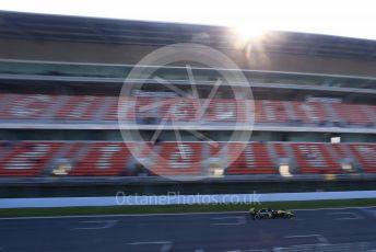 World © Octane Photographic Ltd. Formula 1 – Winter Testing - Test 1 - Day 4. Renault Sport F1 Team RS19 – Daniel Ricciardo. Circuit de Barcelona-Catalunya. Thursday 21st February 2019.