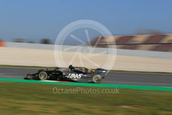 World © Octane Photographic Ltd. Formula 1 – Winter Testing - Test 1 - Day 4. Rich Energy Haas F1 Team VF19 – Kevin Magnussen. Circuit de Barcelona-Catalunya. Thursday 21st February 2019.