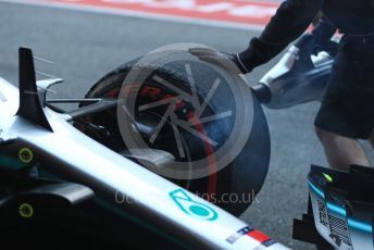 World © Octane Photographic Ltd. Formula 1 – Winter Testing - Test 2 - Day 2. Mercedes AMG Petronas Motorsport AMG F1 W10 EQ Power+ - Valtteri Bottas. Circuit de Barcelona-Catalunya. Wednesday 27th February 2019.