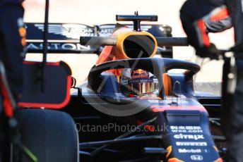 World © Octane Photographic Ltd. Formula 1 – Winter Testing - Test 2 - Day 2. Aston Martin Red Bull Racing RB15 – Max Verstappen. Circuit de Barcelona-Catalunya. Wednesday 27th February 2019.