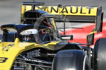 World © Octane Photographic Ltd. Formula 1 – Winter Testing - Test 2 - Day 3. Renault Sport F1 Team RS19 – Daniel Ricciardo. Circuit de Barcelona-Catalunya. Thursday 28th February 2019.