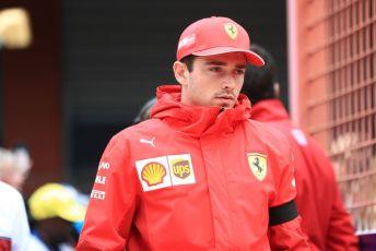 World © Octane Photographic Ltd. Formula 1 – Belgium GP - Drivers Parade. Scuderia Ferrari SF90 – Charles Leclerc. Circuit de Spa Francorchamps, Belgium. Sunday 1st September 2019.