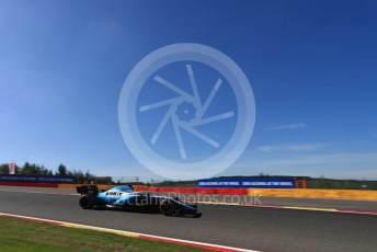 World © Octane Photographic Ltd. Formula 1 – Belgium GP - Practice 2. ROKiT Williams Racing FW 42 – George Russell. Circuit de Spa Francorchamps, Belgium. Friday 30th August 2019.