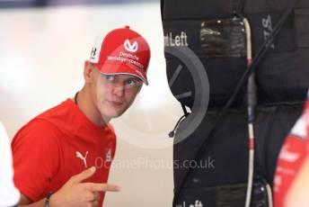 World © Octane Photographic Ltd. Formula 1 – Belgium GP - Practice 3. Mick Schumacher Circuit de Spa Francorchamps, Belgium. Saturday 31st August 2019.