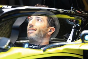 World © Octane Photographic Ltd. Formula 1 – Belgium GP - Practice 3. Renault Sport F1 Team RS19 – Daniel Ricciardo. Circuit de Spa Francorchamps, Belgium. Saturday 31st August 2019.