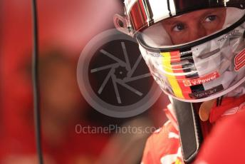 World © Octane Photographic Ltd. Formula 1 – Belgium GP - Practice 3. Scuderia Ferrari SF90 – Sebastian Vettel. Circuit de Spa Francorchamps, Belgium. Saturday 31st August 2019.