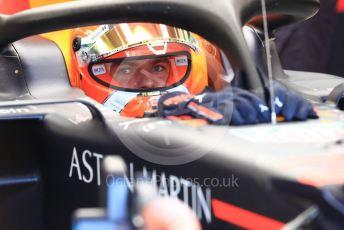 World © Octane Photographic Ltd. Formula 1 – Belgium GP - Practice 3. Aston Martin Red Bull Racing RB15 – Max Verstappen. Circuit de Spa Francorchamps, Belgium. Saturday 31st August 2019.