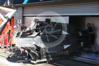 World © Octane Photographic Ltd. Formula 1 – Belgium GP - Practice 3. Mercedes AMG Petronas Motorsport AMG F1 W10 EQ Power+ - Lewis Hamilton. Circuit de Spa Francorchamps, Belgium. Saturday 31st August 2019.