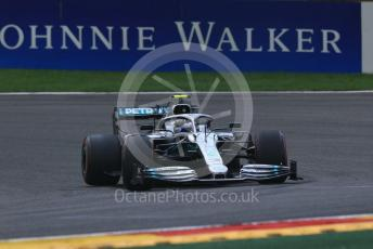 World © Octane Photographic Ltd. Formula 1 – Belgium GP - Race. Mercedes AMG Petronas Motorsport AMG F1 W10 EQ Power+ - Valtteri Bottas. Circuit de Spa Francorchamps, Belgium. Sunday 1st September 2019.