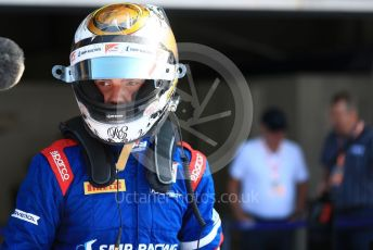 World © Octane Photographic Ltd. Formula 3 – Belgium GP - Race 1. Robert Shwartzman from PREMA Racing. Circuit de Spa Francorchamps, Belgium. Saturday 31st August 2019.