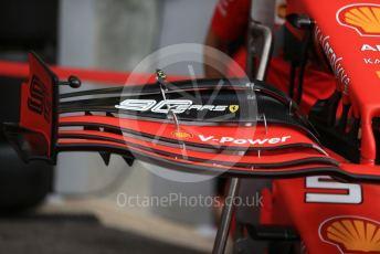 World © Octane Photographic Ltd. Formula 1 – Belgium GP - Pit Lane. Scuderia Ferrari SF90. Circuit de Spa Francorchamps, Belgium. Thursday 28th August 2019.