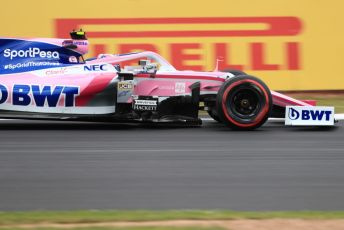 World © Octane Photographic Ltd. Formula 1 – British GP - Qualifying. SportPesa Racing Point RP19 – Lance Stroll. Silverstone Circuit, Towcester, Northamptonshire. Saturday 13th July 2019.
