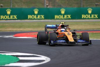 World © Octane Photographic Ltd. Formula 1 – British GP - Practice 2. McLaren MCL34 – Lando Norris. Silverstone Circuit, Towcester, Northamptonshire. Friday 12th July 2019.