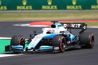 World © Octane Photographic Ltd. Formula 1 – British GP - Practice 2. ROKiT Williams Racing FW 42 – George Russell. Silverstone Circuit, Towcester, Northamptonshire. Friday 12th July 2019.